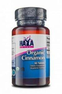 Organic Cinnamon 500 мг 60 вакумирани капсули
