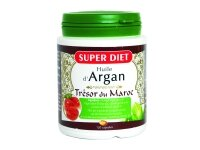 Арганово масло 500 мг х 120 капсули Super Diet
