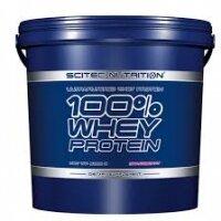 100% Whey Protein Scitec 5000 гр